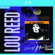 LOU REED - TRANSFORMER & LIVE AT MONTREUX 2000 BLU-RAY