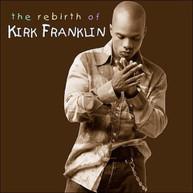 KIRK FRANKLIN - REBIRTH OF KIRK FRANKLIN CD