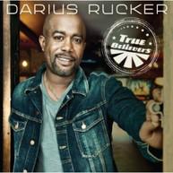 DARIUS RUCKER - TRUE BELIEVERS CD