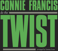CONNIE FRANCIS - DO THE TWIST WITH CONNIE FRANCIS CD