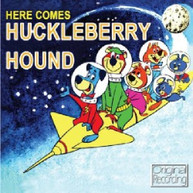 HERE COMES HUCKLEBERRY HOUND - VARIOUS CD