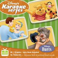 DISNEY'S KARAOKE SERIES: DUETS VARIOUS CD
