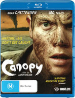 CANOPY (2013) BLURAY