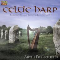 ARYEH FRANKFURTER - CELTIC HARP: TUNES FROM IRELAND SCOTLAND & SCANDIN CD