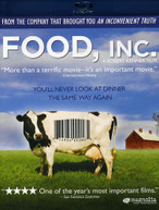 FOOD INC (WS) BLU-RAY