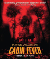 CABIN FEVER (2002) (WS) BLU-RAY