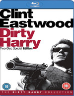 DIRTY HARRY - SPECIAL EDITION (UK) BLU-RAY