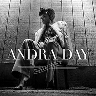 ANDRA DAY - CHEERS TO THE FALL CD