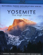NATIONAL PARKS SERIES YOSEMITE: HIGH SIERRAS BLU-RAY
