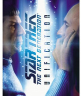 STAR TREK: THE NEXT GENERATION - UNIFICATION BLU-RAY