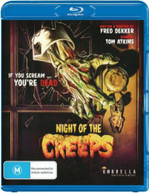NIGHT OF THE CREEPS (1986) BLURAY