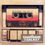 GUARDIANS OF THE GALAXY: AWESOME MIX 1 SOUNDTRACK CD