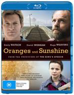 ORANGES AND SUNSHINE (2010) BLURAY