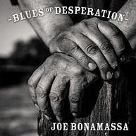 JOE BONAMASSA - BLUES OF DESPERATION CD