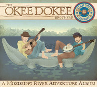 OKEE DOKEE BROTHERS - CAN YOU CANOE (+DVD) CD