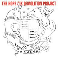 PJ HARVEY - THE HOPE SIX DEMOLITION PROJECT - CD