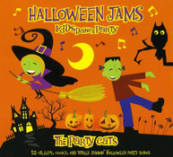 PARTY CATS - KIDS DANCE PARTY: HALLOWEEN JAMS CD
