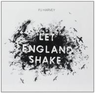 PJ HARVEY - LET ENGLAND SHAKE (JEWEL CASE) CD