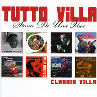 CLAUDIO VILLA - TUTTO VILLA (IMPORT) CD