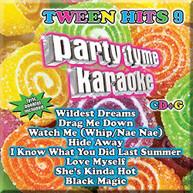 PARTY TYME KARAOKE: TWEEN HITS 9 VARIOUS CD
