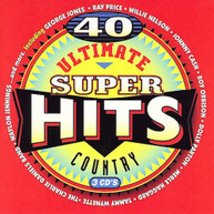 ULTIMATE COUNTRY SUPER HITS VARIOUS CD