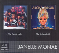 JANELLE MONAE - ELECTRIC LADY + THE ARCHANDROID (IMPORT) CD