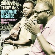 SONNY TERRY BROWNIE MCGHEE - BACKWATER BLUES CD