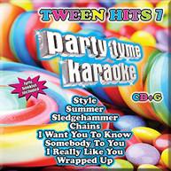 PARTY TYME KARAOKE: TWEEN HITS 7 VARIOUS CD