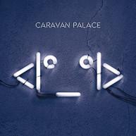 CARAVAN PALACE - ROBOT CD