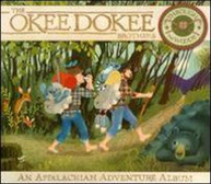 OKEE DOKEE BROTHERS - THROUGH THE WOODS (+DVD) CD