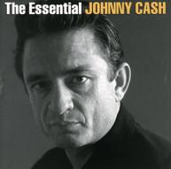 JOHNNY CASH - ESSENTIAL JOHNNY CASH (LTD) CD