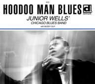 JUNIOR WELLS - HOODOO MAN BLUES (REISSUE) CD
