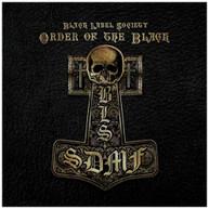 BLACK LABEL SOCIETY - ORDER OF THE BLACK (JEWE CD