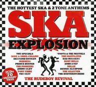 SKA EXPLOSION - SKA EXPLOSION (UK) CD