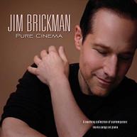 JIM BRICKMAN - PURE CINEMA CD