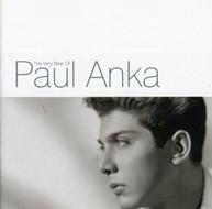 PAUL ANKA - VERY BEST OF PAUL ANKA CD