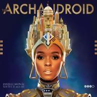 JANELLE MONAE - ARCHANDROID CD
