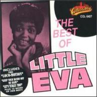 LITTLE EVA - BEST OF LITTLE EVA CD