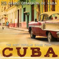 ARSENIO MARCOS GUTIERREZ - MOST POPULAR SONGS FROM CUBA CD