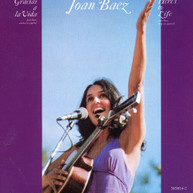 JOAN BAEZ - GRACIAS A LA VIDA CD
