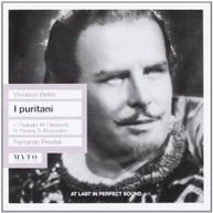 BELLINI PANERAI - I PURITANI: PAGLIUGHI - I PURITANI: CD