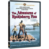 ADVENTURES OF HUCKLEBERRY FINN / DVD