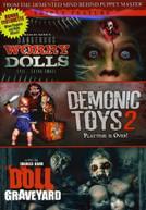DEADLY DOLLS (2PC) (WS) DVD