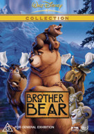 BROTHER BEAR (2003) DVD