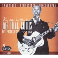 JOE HILL LOUIS - KEY POSTWAR CUTS 1949-54 CD