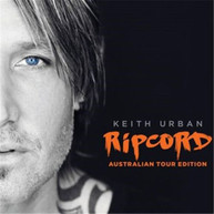 KEITH URBAN - RIPCORD CD