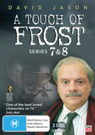 A TOUCH OF FROST: SERIES 7 - 8 (1999) DVD
