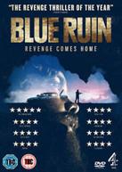 BLUE RUIN (UK) DVD