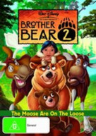 BROTHER BEAR 2 (2006) DVD