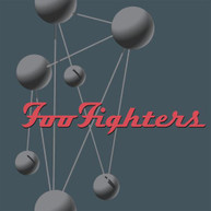 FOO FIGHTERS - COLOUR & THE SHAPE CD
